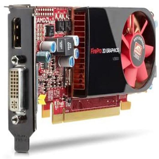 TARJETA GRÁFICA ATI FIREPRO V3800 512 MB