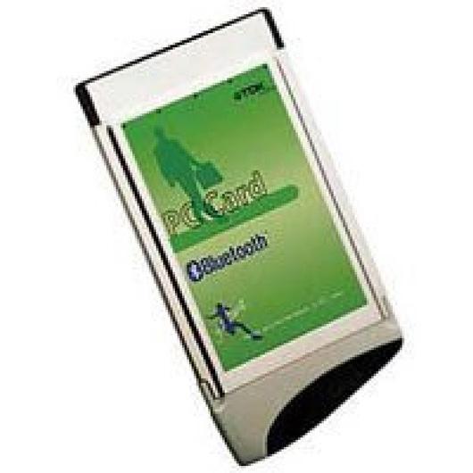 TOSHIBA (TDK) BLUETOOTH PCMCIA ADAPTER
