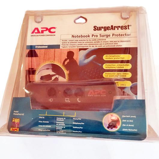 APC SURGEARREST PNOTEPRO 3-EC