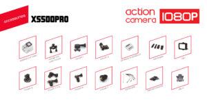 Accesorios Billow XS500PRO