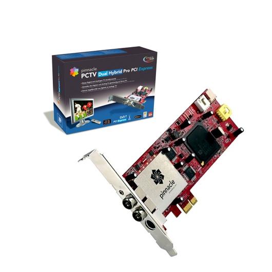 PINNACLE PCTV DUAL HYBRID PRO PCIe (3010iX)