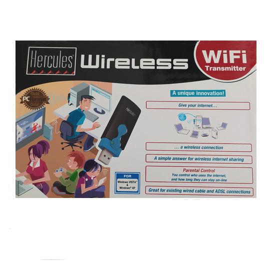 Transmisor de Wifi Hercules USB