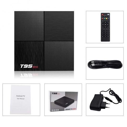ANDROID TV BOX T95 MINI