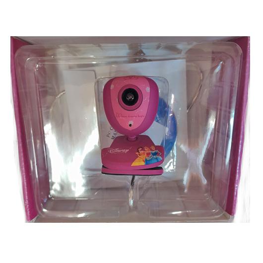 Webcam USB Princesas Disney