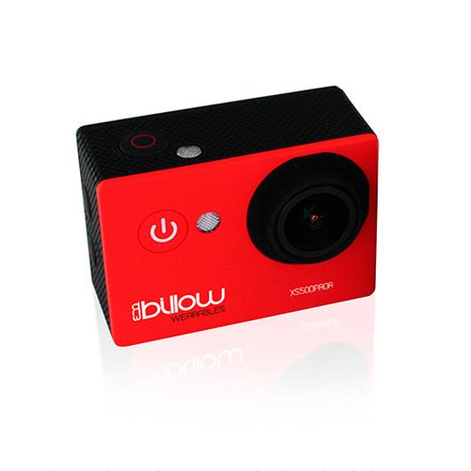 Cámara de acción Billow XS500PRO 2
