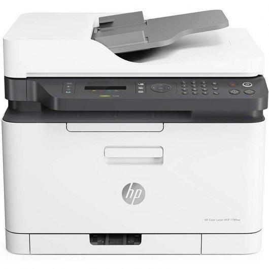 HP laser mfp 179fnw